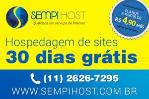 SempiHost - Hospedagem de sites